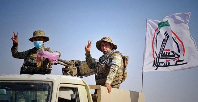 """الحشد يعتقل قيادياً بـ""""داعش"""" في الفلوجة"""