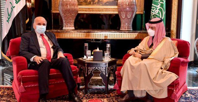 بغداد والرياض في لقاء هام لبحث تفعيل مذكرات التفاهم لتعزيز السلم والأمن بالمنطقة