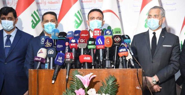 وزير الصحة:زيادة ملحوظة في إعداد الاصابات بالسلالة الجديدة ومن ضمنها حالات اصابة لعدد من الاطفال