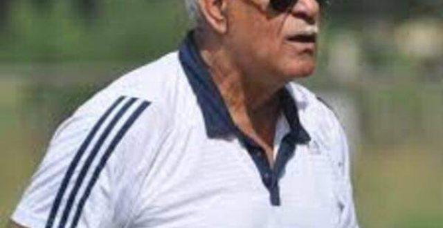 وفاة لاعب المنتخب الوطني السابق والمدرب الكروي صباح عبد الجليل اثر مضاعفات كورونا