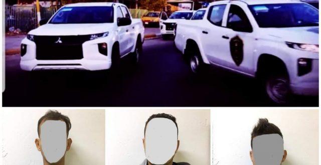 بغداد : مكافحة الإجرام تلقي القبض على أبناء يقتلون والدهم بسبب الميراث