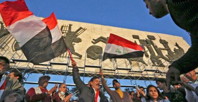 العشرات يتظاهرون للمطالبة برفع الحظر ومعالجة ارتفاع اسعار المواد الغذائية