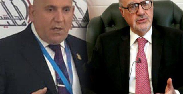 وزير المالية يقيل مدير عام مصرف الرافدين