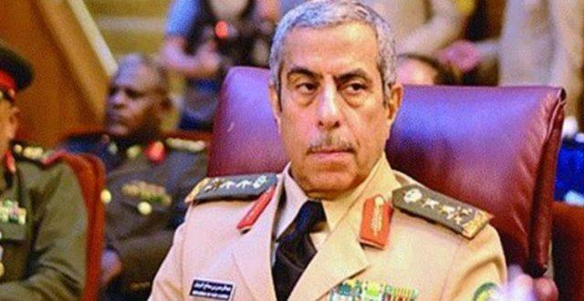 في زيارة رسمية .. رئيس هيئة الأركان السعودي يصل إلى بغداد