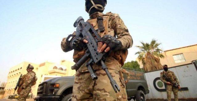 الأمن الوطني يعتقل 11 إرهابياً في مناطق متفرقة من الموصل