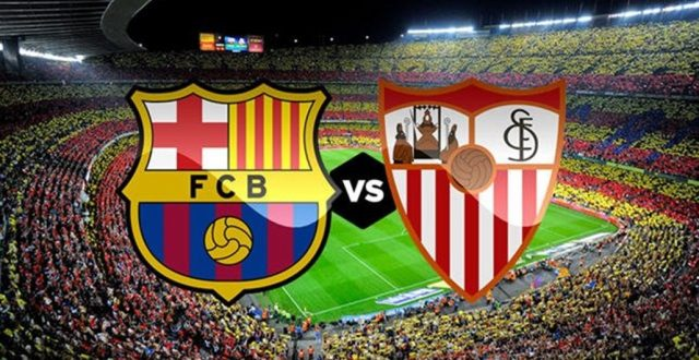 التشكيلة المتوقعة لبرشلونة أمام إشبيلية اليوم