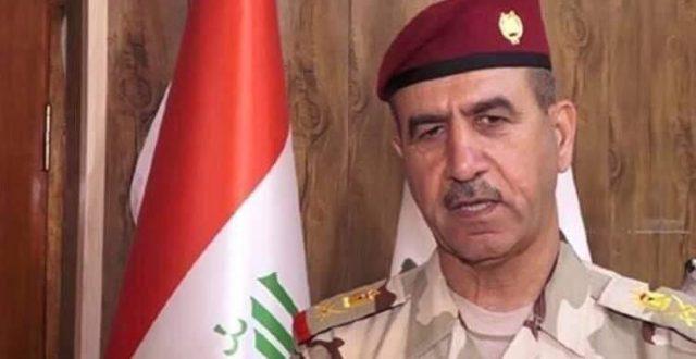 تعيين اللواء الركن محمود الفلاحي قائدا لعمليات نينوى