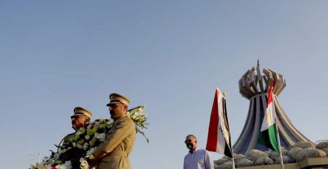 بيان للكاظمي في  الذكرى 33 لجريمة قصف حلبجة الشهيدة في كردستان العراق بالسلاح الكيمياوي