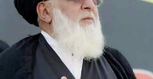 وفاة وكيل المرجعية العليا بقضاء النعمانية السيد حبيب الخطيب بسبب كورونا