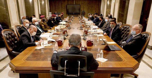 الكاظمي يترأس اجتماعًا للمجلس الوزاري للأمن الوطني