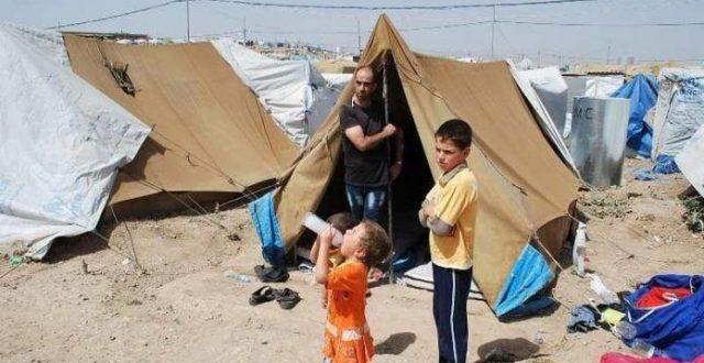 الهجرة تغلق 90% مخيما وتؤمن العودة الطوعية لآلاف الأسر النازحة
