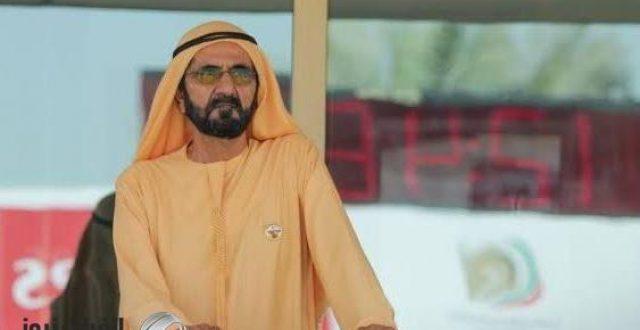 بينها العراق.. حاكم دبي يعلن حملة توزيع 100 مليون وجبة بمناسبة رمضان