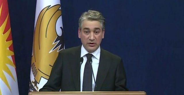 حكومة كردستان ترد رسمياً على أنباء استهداف ''مركز للموساد'' في الإقليم
