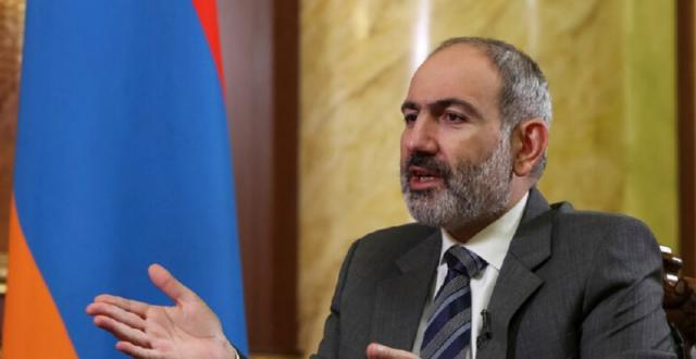 رئيس وزراء أرمينيا يعلن استقالته