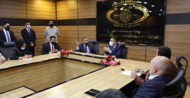 """محافظ بغداد يعلن دخول مستشفيي الحرية والشعب العامين إلى الخدمة مطلع العام المقبل """"صور"""""""