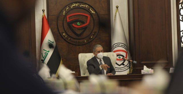 رئيس جهاز الأمن الوطني يترأس اجتماعاً أمنياً لمناقشة عدد من المواضيع ويصدر مجموعة توجيهات