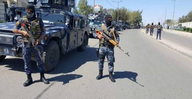 القبض على إرهابي خطير في بغداد متهم باغتيال منتسبين ومواطنين
