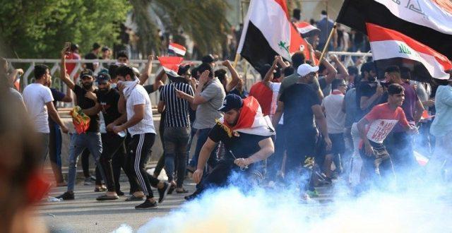حقوق الإنسان تعلن حصيلة الرصد الميداني لتظاهرات 25 آيار