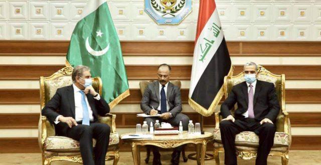 وزير الداخلية يلتقي وزير الخارجية الباكستاني ويبحث معه مواضيع مهمة