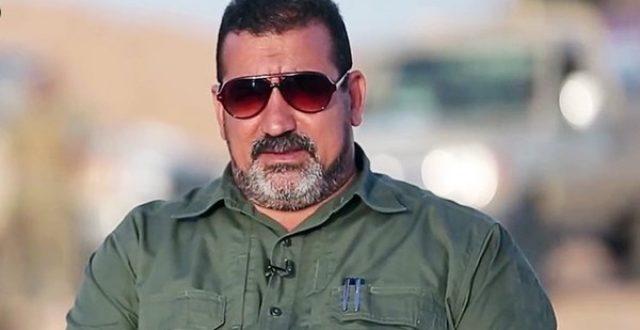 قوة مشتركة تعتقل قائد عمليات الانبار في الحشد الشعبي بإنزال جوي جنوبي بغداد