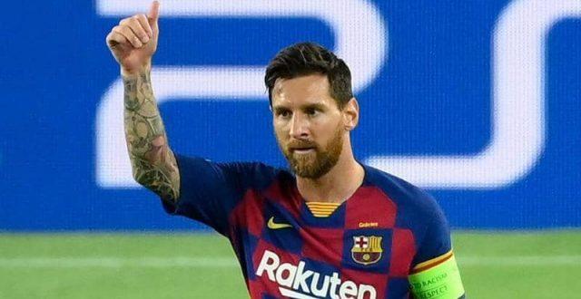 بعد الجدل الكبير.. ميسي يحسم قرار بقائه مع برشلونة