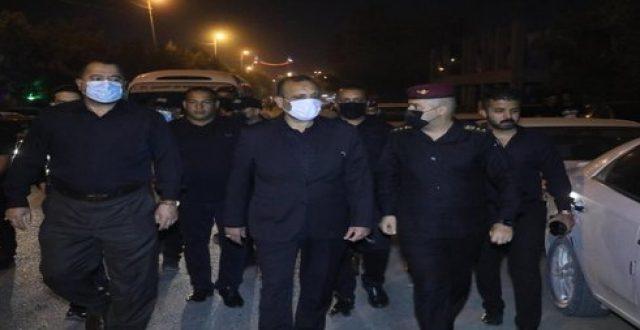 محافظ النجف يعلن نجاح الخطة الخاصة لزيارة ذكرى استشهاد الامام علي (عليه السلام)