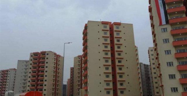 مصرف حكومي يباشر بتوزيع (٢٠١) وحدة سكنية للمسجلين في مجمع الزهور السكني