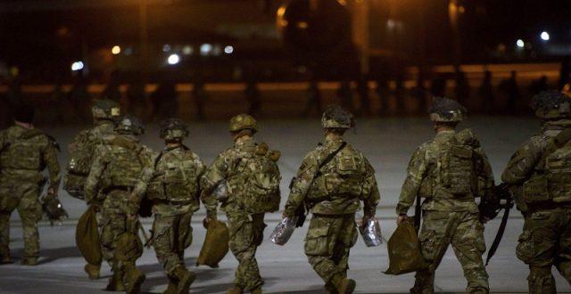 دولة القانون تشكك بقدرة الكاظمي على إخراج القوات الأمريكية