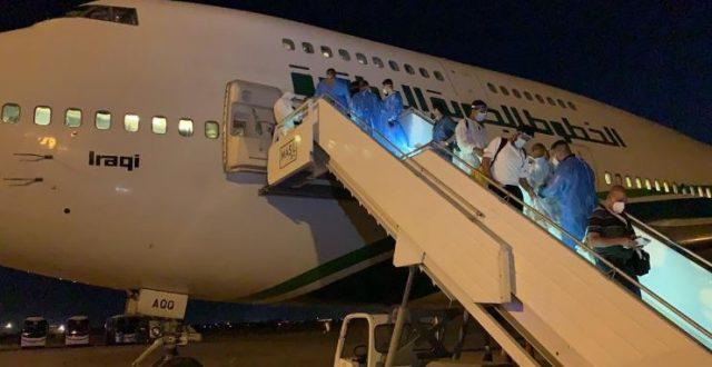 النقل تكشف الحصيلة النهائية لعمليات إجلاء العراقيين من الهند