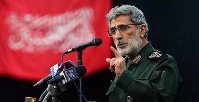 قاآني: أعلن وبثقة أن الصواريخ التي اطلقتها المقاومة الفلسطينية باتت من صنع الفلسطينيين