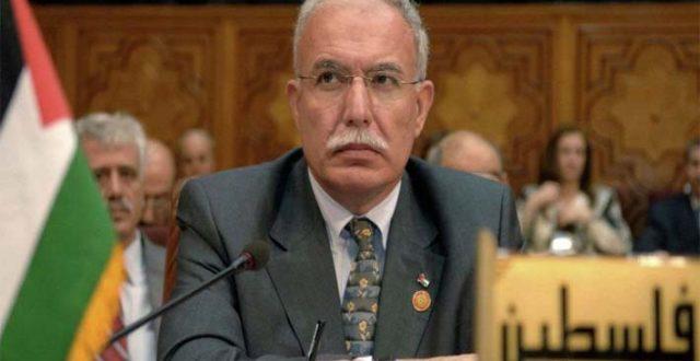 وزير الخارجية الفلسطيني يزور بغداد غداً