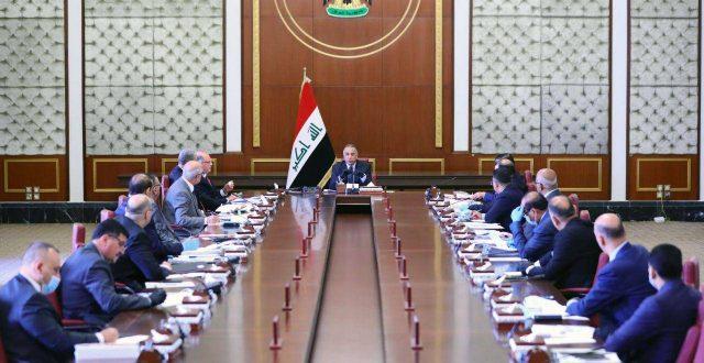 مجلس الوزراء: إنهاء حالة سحب اليد  بحق وزير الصحة ومحافظ بغداد ويعفي مدير صحة الرصافة