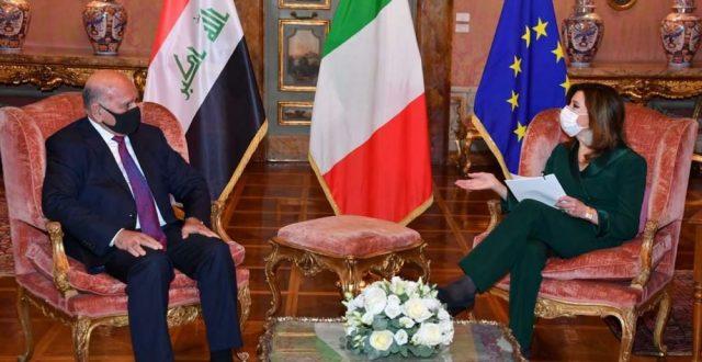 ايطاليا تطرح شركاتها للاستثمار في العراق