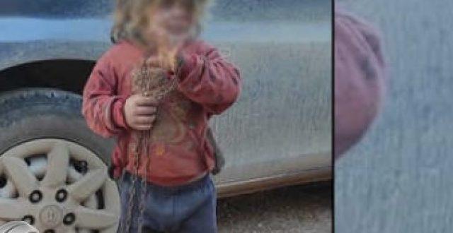 سوريا تصحو على قصة مأساوية… وفاة طفلة القضبان