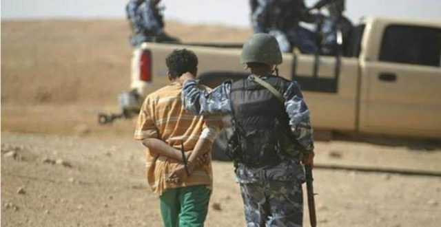 شرطة بغداد تقبض على متهم مطلوب 4 إرهاب