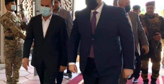 الآن.. وزير التجارة علاء الجبوري يصل المثنى