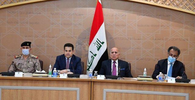 اللجنة العراقية العسكرية التقنية تعقد اجتماعها الأول مع نظيرتها الامريكية ببغداد