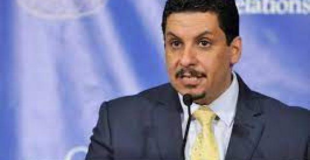 حكومة اليمن تجدد التزامها باتفاق وقف إطلاق النار
