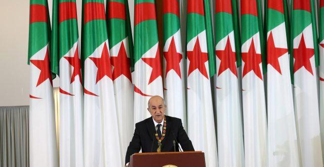 الجزائر: تبون يكلف أيمن بن عبد الرحمن بتشكيل الحكومة