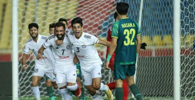 الزوراء يبلغ نهائي كأس العراق بعد فوزه على الشرطة بهدفين دون مقابل في مباراة دور النصف النهائي