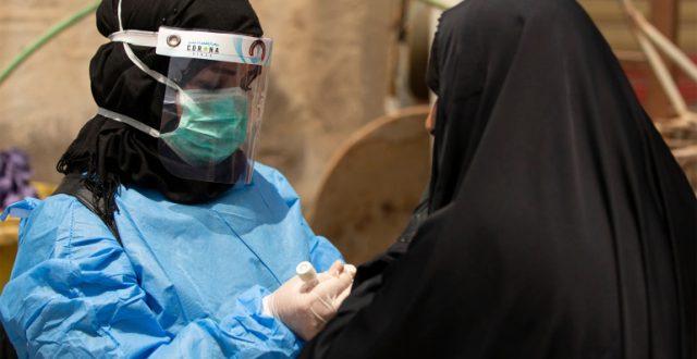 الصحة تسجل 6003 إصابات جديدة بكورونا