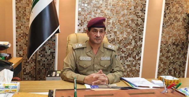 إقالة قائد شرطة البصرة من منصبه