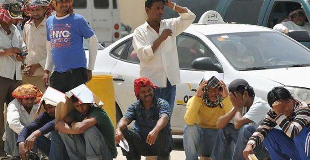 وزارة العمل تعلن تسفير آلاف العمال الأجانب