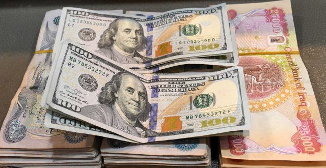 أسعار الدولار تواصل الانخفاض أمام الدينار