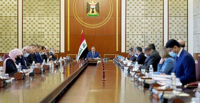 مجلس الوزراء يعقد جلسته الاعتيادية ويصدر جملة من القرارات