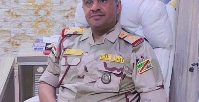 إثر حريق بمنزله.. وفاة عقيد في الجيش العراقي مع 4 اطفاله