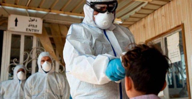 العراق يسجل أعلى حصيلة يومية بالإصابات منذ انتشار الوباء