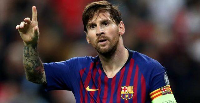 مفاجأة.. ميسي يغادر برشلونة مجددا