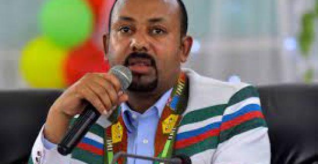 رئيس وزراء إثيوبيا يبعث رسالة للشعب المصري