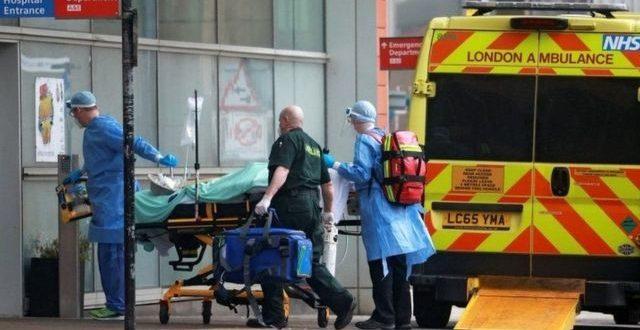 """بريطانيا تسجل 31772 اصابة جديدة بفيروس """"كورونا"""""""